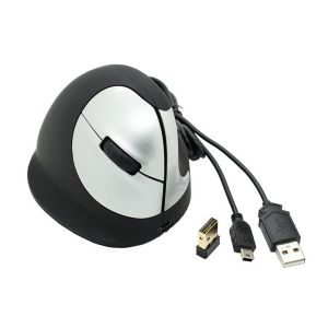 Human Ergonomics RGOHEWL - Souris ergonomique Vertical sans fil USB