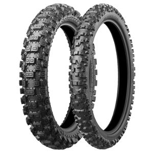 Bridgestone Pneu moto : 110/100 R18 64M X 40 R Cross Hard