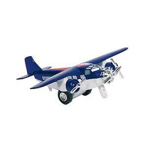 Goki 12124 - Avion à hélice en métal