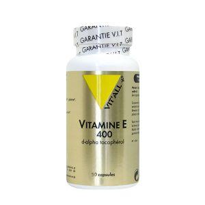 Vit'All + Vitamine E 400ui - 50 capsules