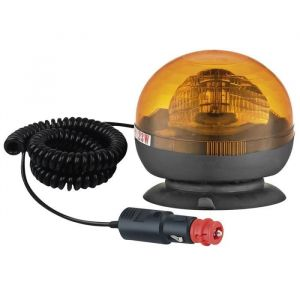 Spotlight Gyrophare gyroflash avec support magnétique