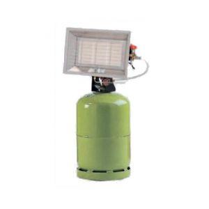 Sovelor Chauffage radiant mobile Gaz Butane 6300W SOLOR6300CAB