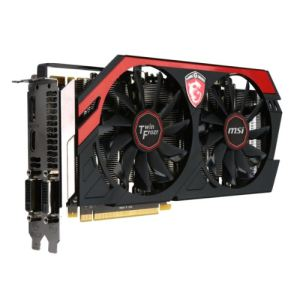 Image de MSI N770 TF 4GD5/OC - Carte graphique GeForce GTX 770 Twin Frozr 4 Go GDDR5 PCI-E 3.0