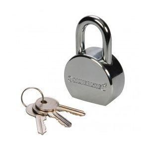 Silverline 236728 - Cadenas rond en acier 52 mm