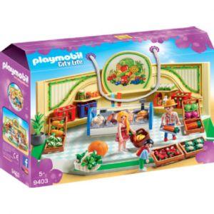 Playmobil 9403 - Epicerie