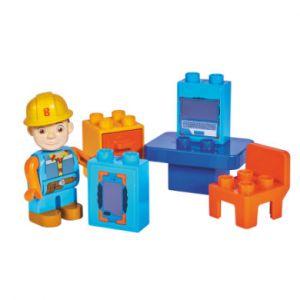 Big Jeu de briques Play Bloxx Bob le bricoleur premières briques
