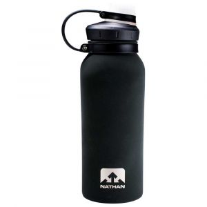 Nathan HammerHead 710 mL Sac hydratation / Gourde Noir - Taille TU