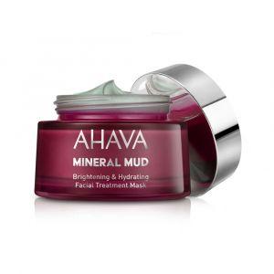 Ahava Mineral Mud - Masque Soin Visage Éclaircissant & Hydratant