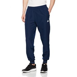 Adidas ESS Stanford Pantalon de Survêtement pour homme, Bleu (Maruni / Blanc), S