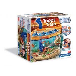 Clementoni Triops titan