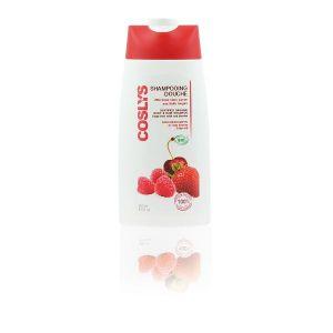 Coslys Shampoing douche aux fruits rouges