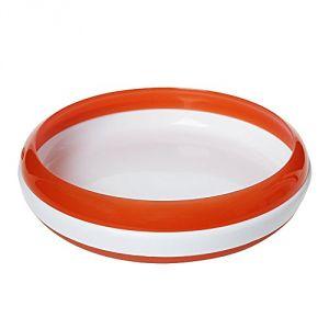 Oxo Tot Assiette à anneau amovible