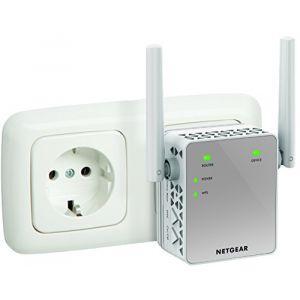 NetGear EX3700-100PES - Répéteur Wi-Fi 750 Mbps