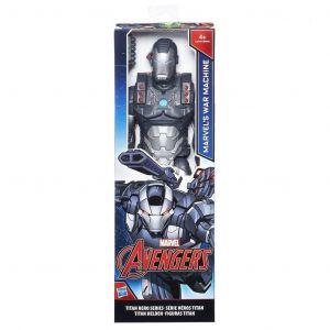 Hasbro Figurine Avengers War Machine Titan Hero Marvel 30 cm