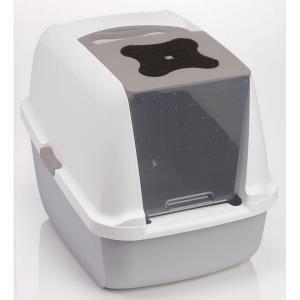Image de Catit Maison de toilette nouvelle génération pour chat de grande taille (50 x 34 x 45 cm)