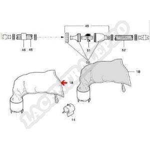 Procopi 1001320 - Sac standard à zip Polaris 360/380