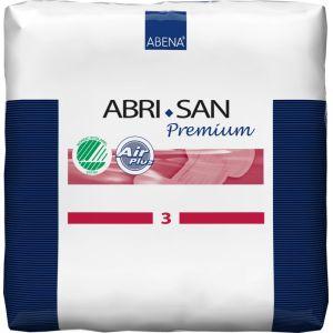 Abena 10 Protections anatomiques Light Extra 3 - 500 ml - 11x33cm