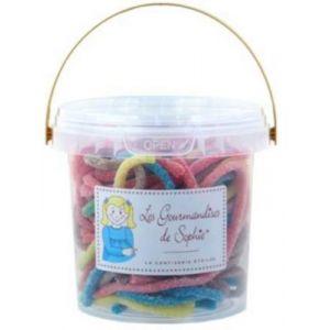 Les Gourmandises de Sophie Seau Lacets citriques et multicolores