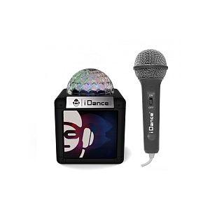Bigben Enceinte Bluetooth avec boule disco + Micro