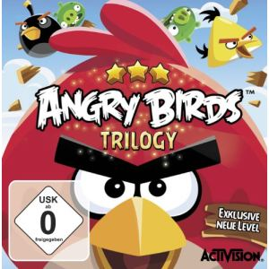 Angry Birds Trilogy [3DS]