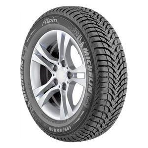 Michelin Pneu auto hiver : 205/55 R17 95H Alpin A4