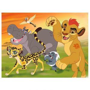 Trefl Puzzle Disney Lion Guard 30 pièces