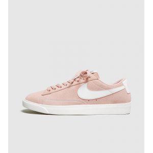 competitive price 3a0fe 410b0 Nike Blazer Low Sd W chaussures rose blanc 40 EU