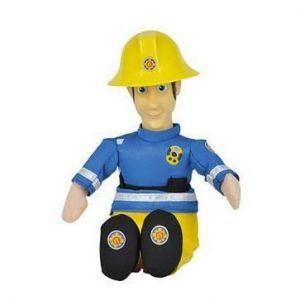 Smoby Sam le Pompier Figurine 25 Cm Corps Souple - Elvis Portillon
