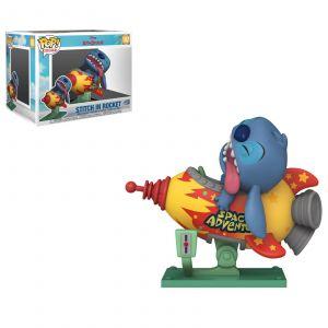Funko Figurine Pop Rides Lilo and Stitch Stitch in Rocket