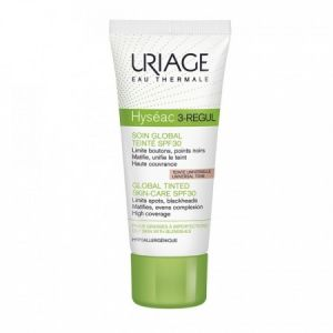 Uriage Hyséac 3-Regul - Soin global teinté spf30