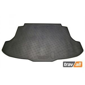 TRAVALL Tapis de coffre baquet sur mesure en caoutchouc TBM1045