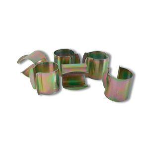 Nortene Lot de 30 Clips de Fixation pour Serre - diamètre 25 mm