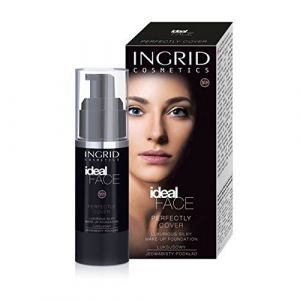 Ingrid Cosmetics Ideal Face Make Up Fondation - 15 Natural