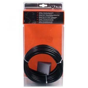 XL Perform Tools XLPT Câble 7 conducteurs 5m