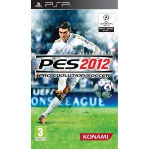PES 2012 : Pro Evolution Soccer sur PSP