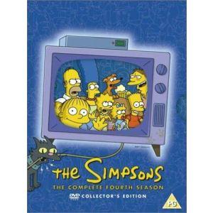 Les Simpson - Intégrale Saison 4