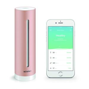 Netatmo Healthy Home Coach - Capteur de qualité de l'air