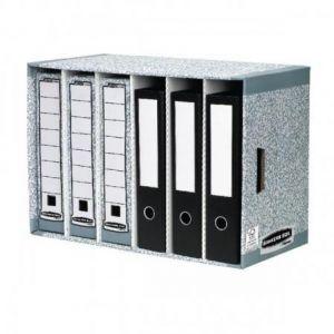 Fellowes 01880EU - Module de rangement R-Kive System, 6 compartiments, en carton recyclé