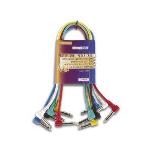 Velleman 143725 Eau Standard Ampoule LED, 5 mm, rouge/clair