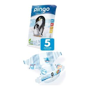 pingo Couche taille 5 Junior (12-25 kg) - paquet de 44