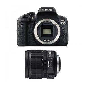 Canon EOS 750D (avec objectif 15-85mm)
