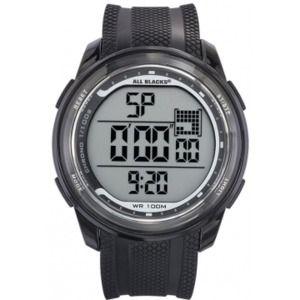 All Blacks 680295 - Montre pour homme Quartz Digitale