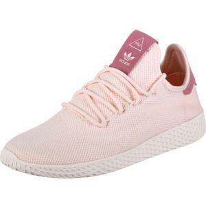 Adidas Pw Tennis Hu W chaussures rose 38,0 EU