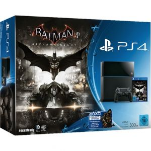 Sony Playstation 4 500 Go + Batman : Arkham Knight