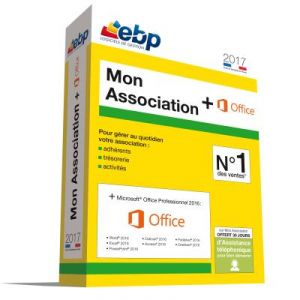 Mon Association 2017 + Offre Spéciale Office 2016 [Windows]