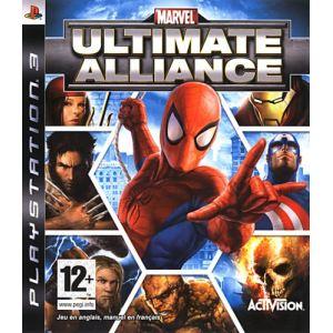 Marvel Ultimate Alliance [PS3]