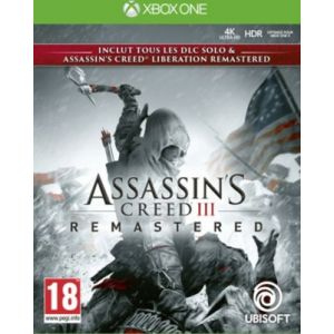 One Assassin's Creed 3 + Liberation Remaster [XBOX One]