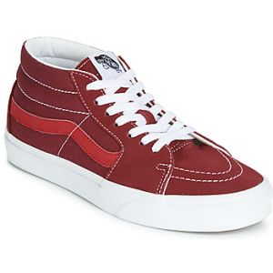 Vans Baskets montantes SK8-MID rouge - Taille 36,37,38,39,40,41,42,43,44,45,46,35,40 1/2,42 1/2,38 1/2,36 1/2