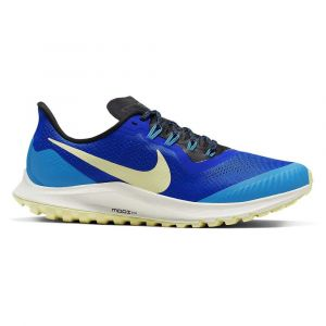 Nike Air zoom pegasus 36 trail bleu jaune homme 45 1 2