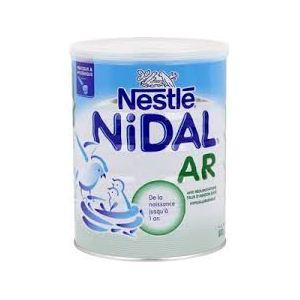 Nestlé Nidal AR 1er âge 800 g - de 0 à 12 mois